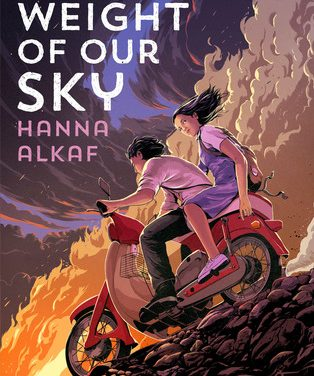 The Weight of Our Sky oleh Hanna Alkaf