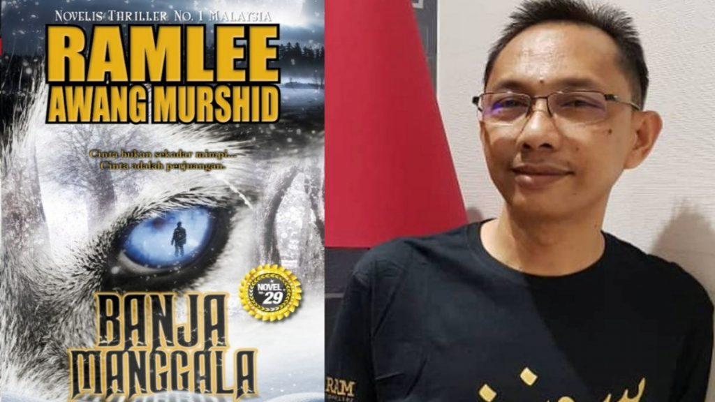 Novelis Ramlee Awang Murshid rasa syukur sambutan peminat