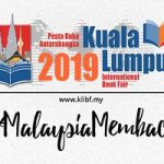 PBAKL 2019: Novelis Suka, Peniaga Duka