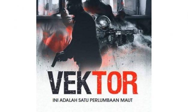 VEKTOR karya Ahmad Erhan Bukan Novel Klise. Betul Ke?