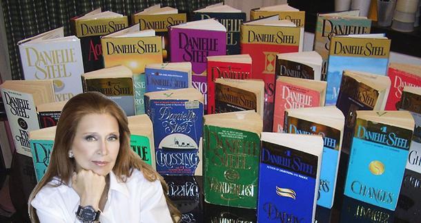 Di antara novel-novel Danielle Steele - foto litreactor