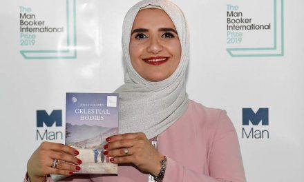 Novelis Oman Menangi Booker Prize
