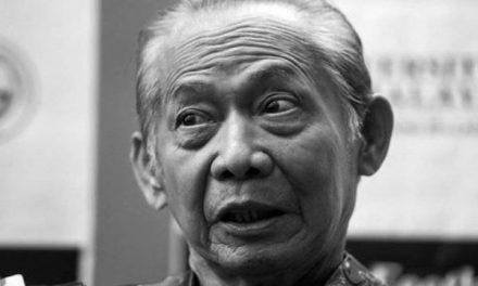 Khoo Kay Kim Pergi Tinggalkan Ilmu