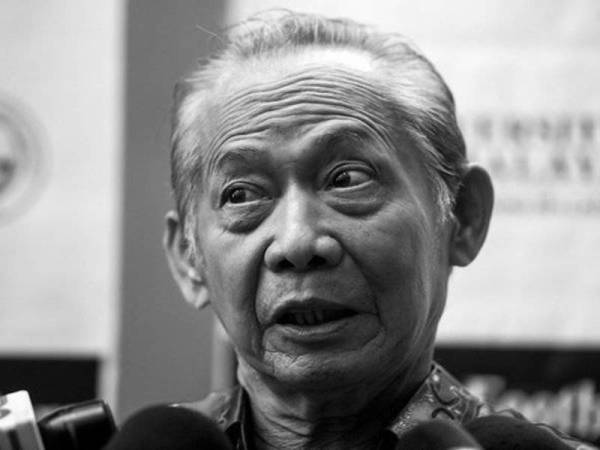 Mendiang Prof Emeritus Tan Sri Dr. Khoo Kay Kim – foto Sinar Harian