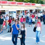 Jom ke Pesta Buku dalam Taman di Madrid