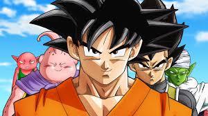 Dragon Ball, antara manga yang popular. Manga Vs Webtoon