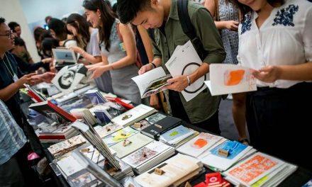 Pesta Buku Untuk Para Seniman – Singapore Art Book Fair