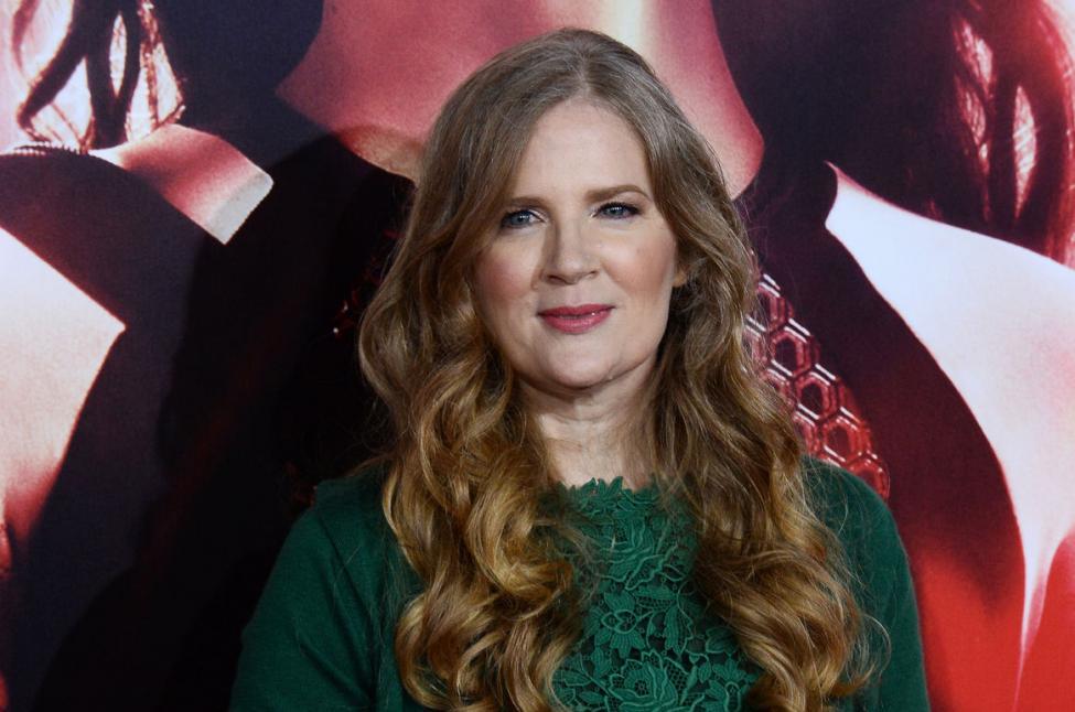 Suzanne Collins, novelis pencipta siri The Hunger Games ~ foto upicom