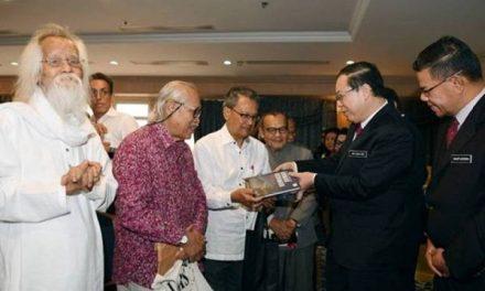 Apa Tujuan Kerajaan Beri RM 5,000 Sebulan Kepada Sasterawan Negara?