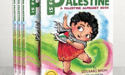 Komuniti Yahudi Persoal Buku Kanak-Kanak Mengenai Palestin