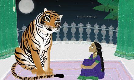 Cinnamon: Kisah Puteri Buta dan Harimau