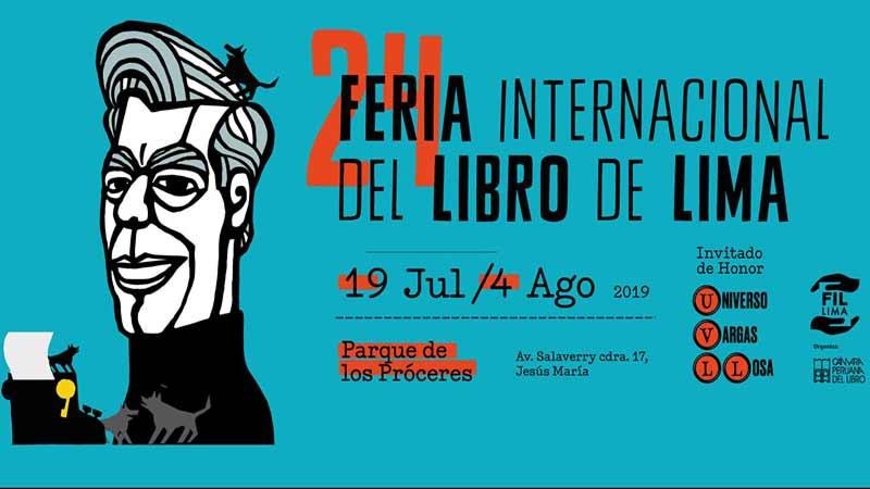 Poster Pesta Buku Antarabangsa Lima ~ foto perutelegraph
