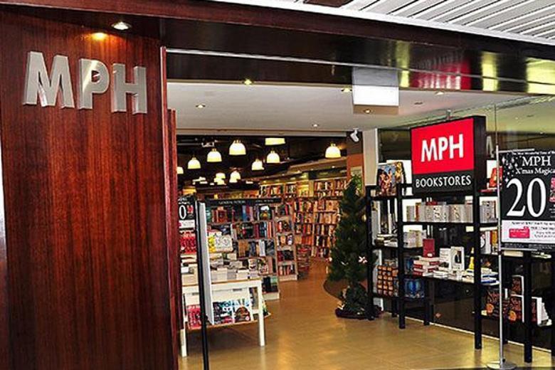 Premis MPH di Raffles City ~ foto capitaland