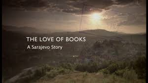 The Love of Books, A Sarajevo Story dijadikan filem ~ foto vimeo