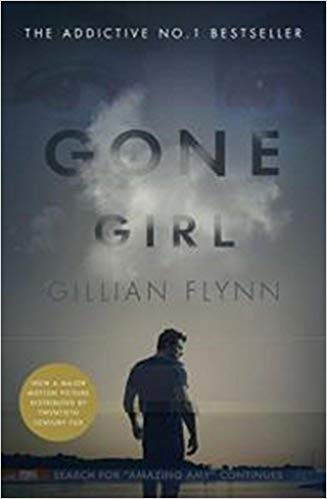 Novel Gone Girl karya Gillian Flynn ~ foto Amazon.in
