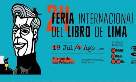 Pesta Buku Peru Rai Negara Mexico