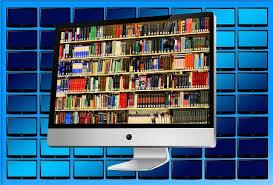 E-buku kian popular kerana boleh diakses melalui komputer ~ foto novelthatsells