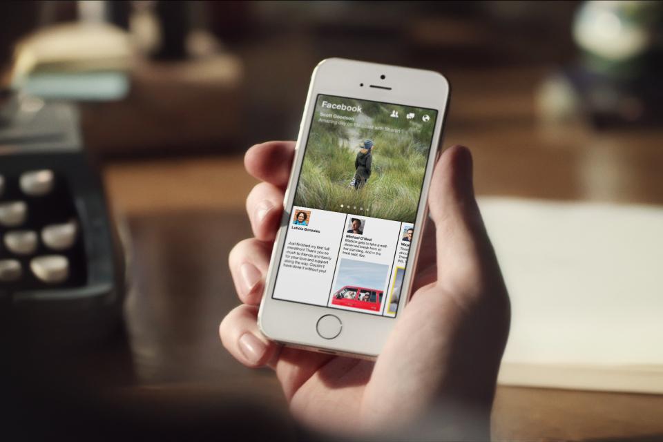 Facebook menjadi platform media sosial pilihan di malaysia ~ foto Facebooknewsroom