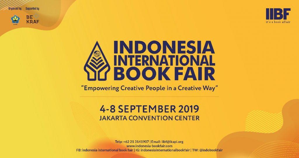 Logo Indonesia International Book Fair ~ foto IIBF
