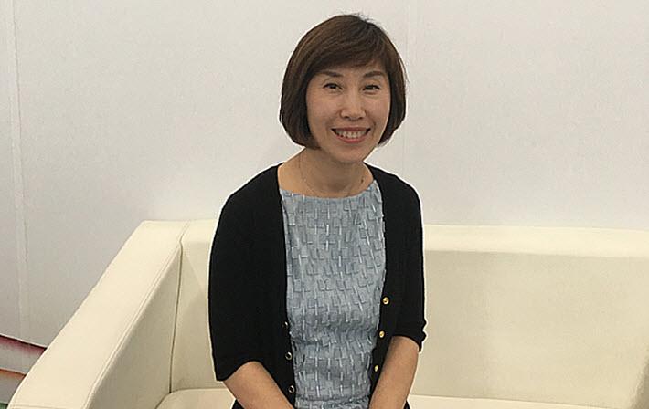 Liying Lin, Pengarah Beijing International Book Fair (BIBF)  - 5G BIBG 2019