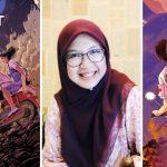 Karya Novelis Malaysia Dijadikan Webcomic