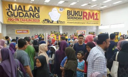 Al-Quran Laris di Jualan Gudang Karangkraf