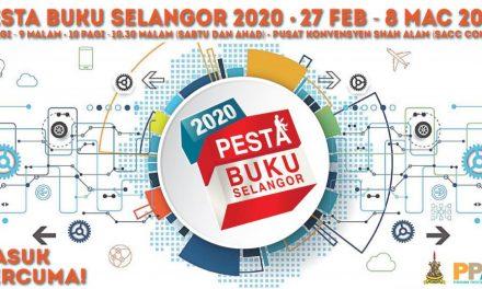 Pesta Buku Selangor Bermula 27 Februari