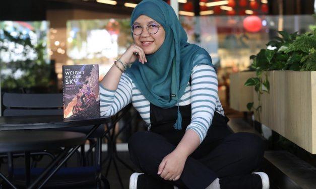 Hanna Alkaf Menang Anugerah