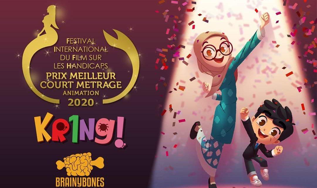 Anak Malaysia Menang Anugerah di Perancis