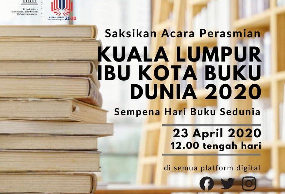Hari Ini Hari Indah Untuk Peminat Buku di Malaysia