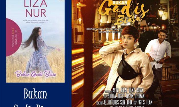 Remuk Hati Penulis Novel Bukan Gadis Biasa!