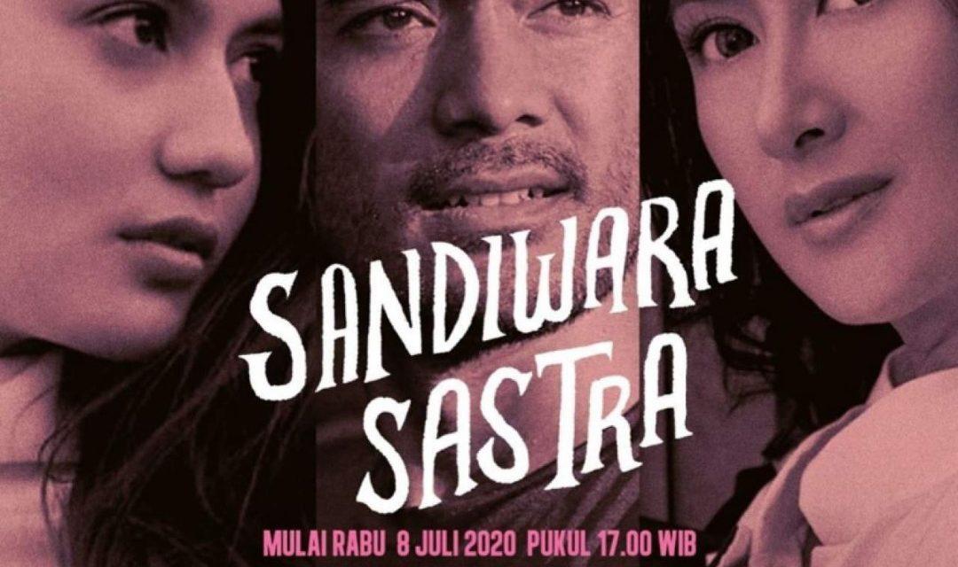 Artis-Artis Indonesia Perkenalkan Buku Melalui Sandiwara Sastera