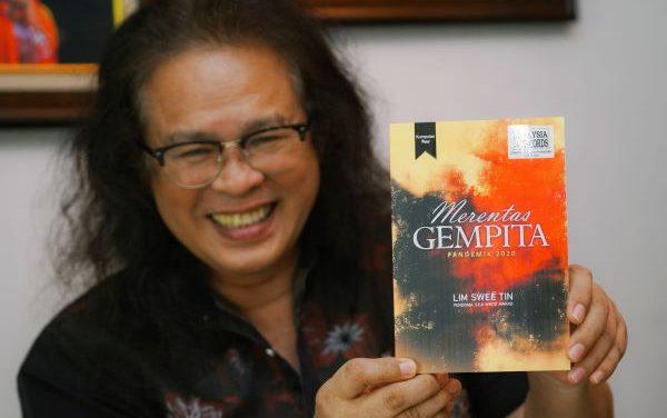 Lim Swee Tin Pecah Rekod Puisi Terpanjang