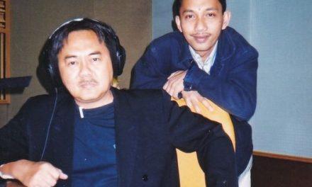 Saya dan Ramlee Awang Murshid Memang Kaki Wayang